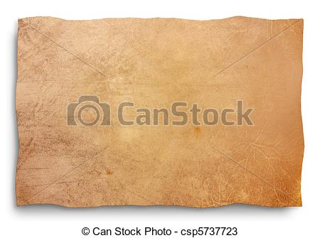 Stock Photos of skin parchment.