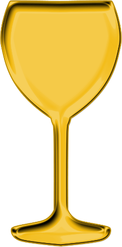 Goblet Gold Png Clipart by clipartcotttage on DeviantArt.