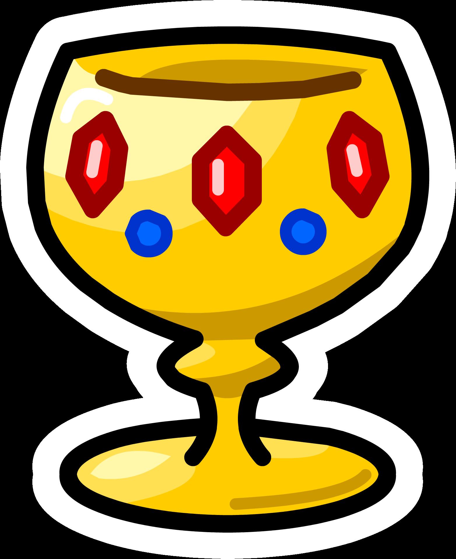 Goblet Clipart.