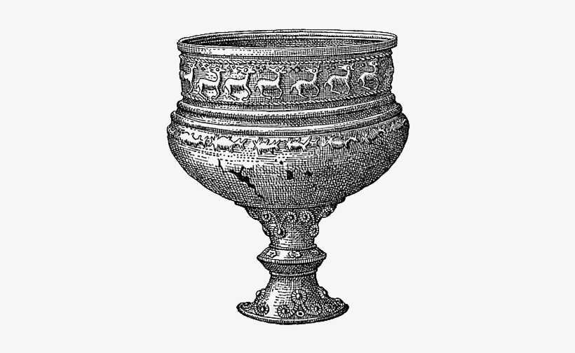 Nordrup Silver Goblet.