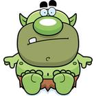 Cute Goblin Clipart.