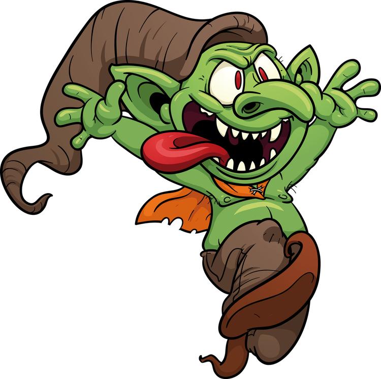 Alien clipart goblin, Alien goblin Transparent FREE for.