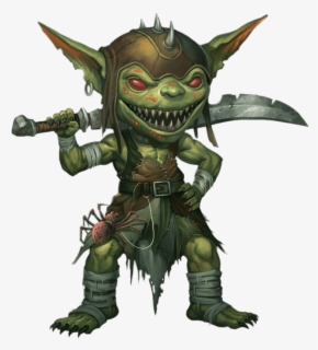 Free Goblin Clip Art with No Background.