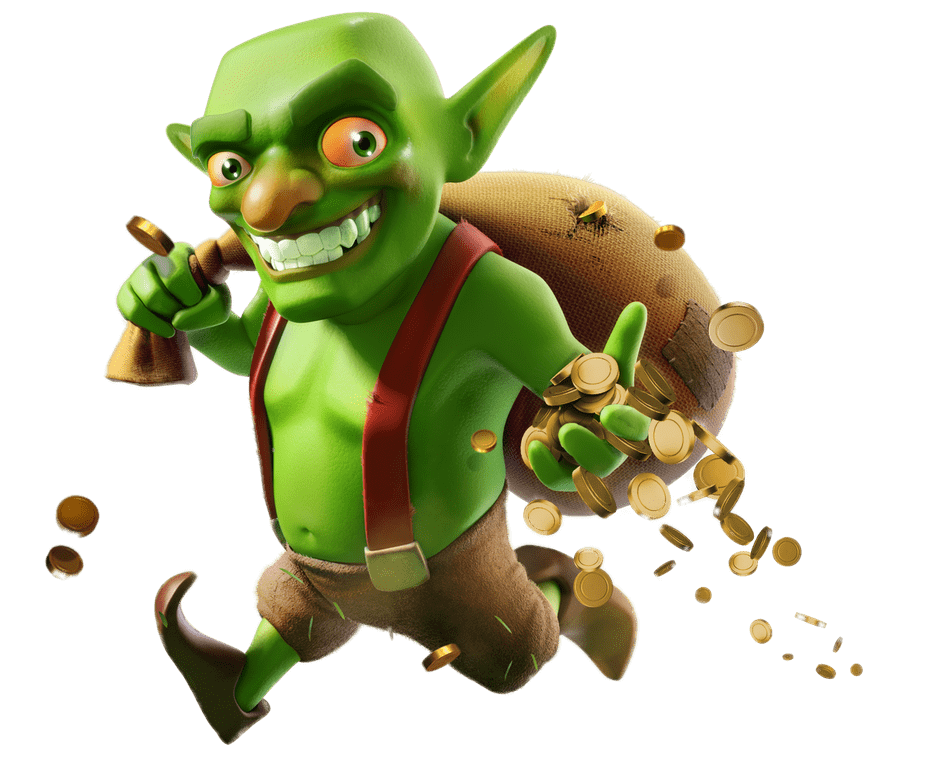 Clash Of Clans Goblin transparent PNG.