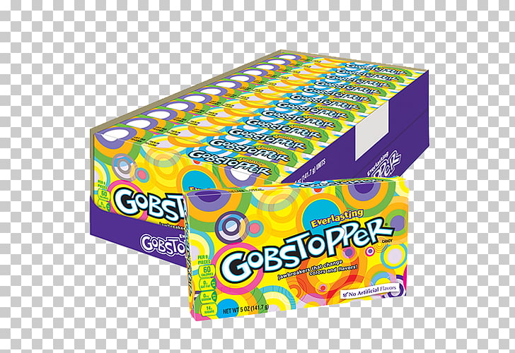 Everlasting Gobstopper The Willy Wonka Candy Company Nerds.