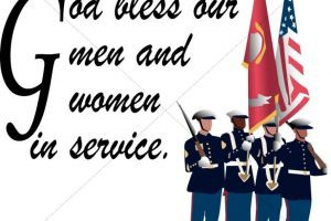 God bless our troops clipart 2 » Clipart Portal.