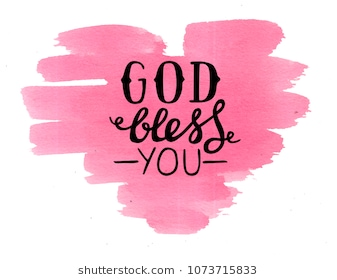 God bless you clipart 4 » Clipart Station.