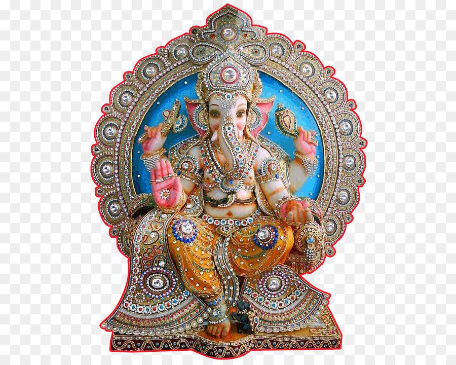 Hindu God Ganesh png download.