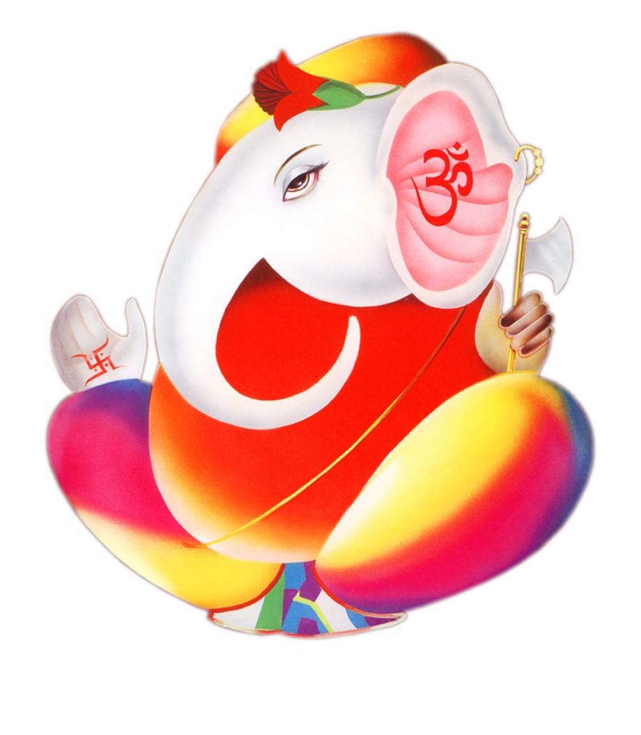 Lord Ganesh Png.