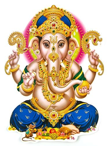PNG Lord Ganesh Transparent Lord Ganesh.PNG Images..