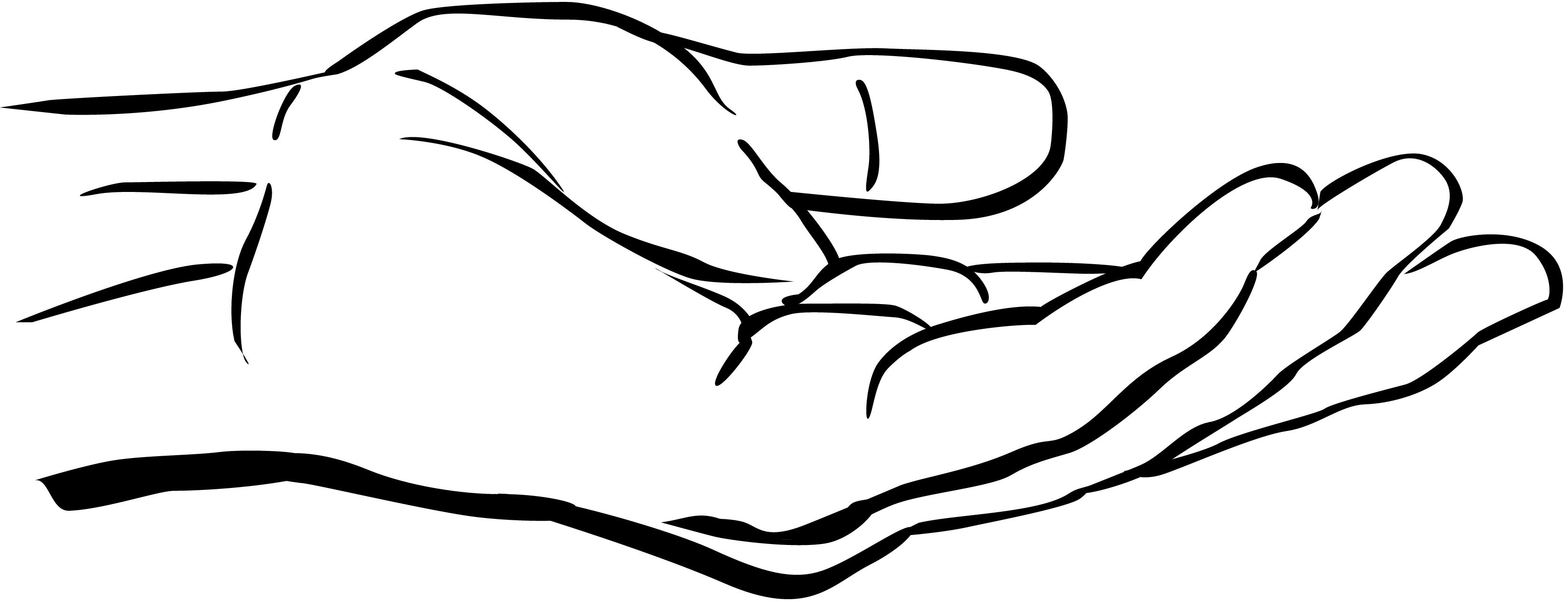God\'s hand of care,.