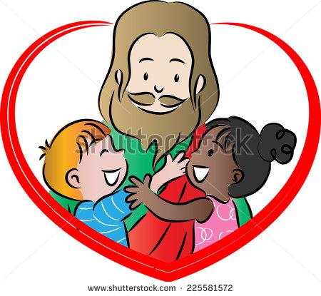 Jesus Love Me Image.