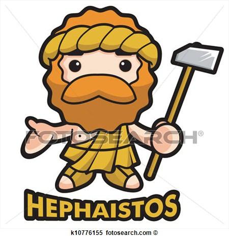 Hephaestus Clipart.
