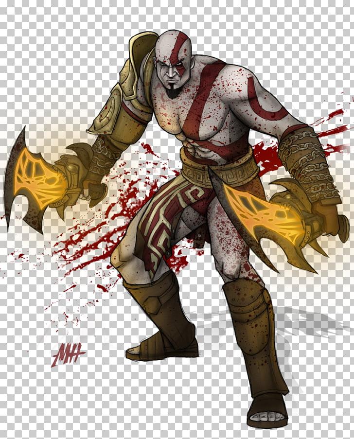 God of War III God of War: Ascension PlayStation 4, god of.