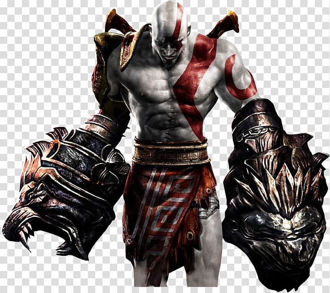 God of War Kratos, God of War III God of War: Ascension.
