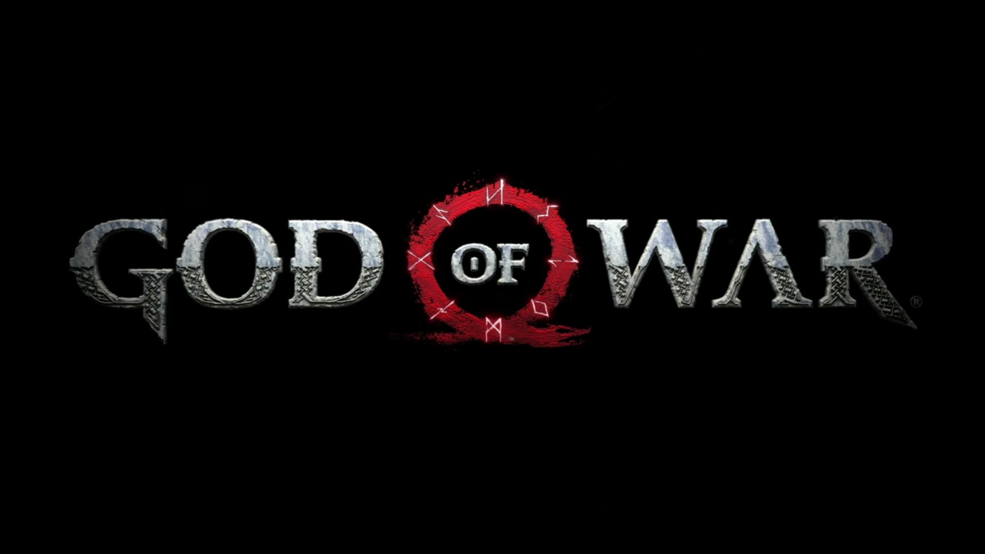 God Of War Logo from the trailer : GodofWar.