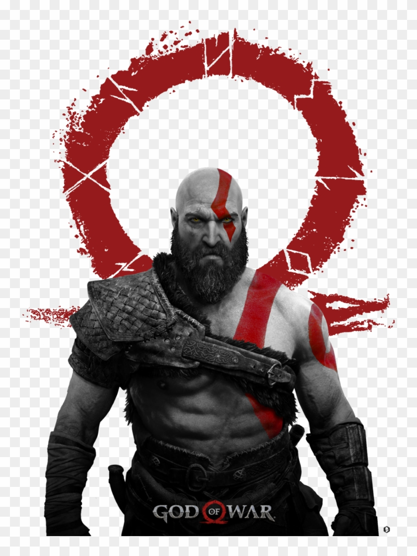 God Of War 2018 Logo Png, Transparent Png (#1279092), Free Download.