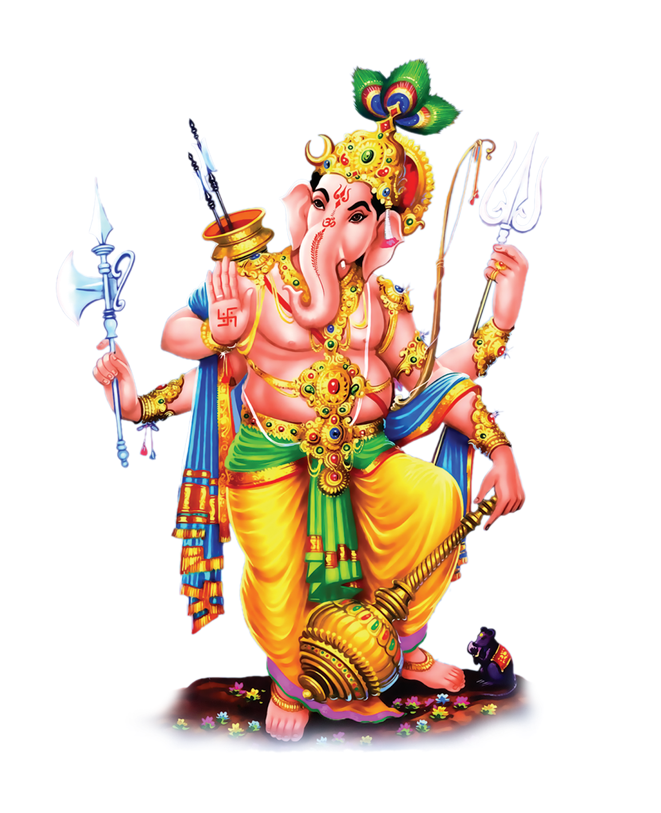 famous god vinayaka HD PNG photos and images free downloads.