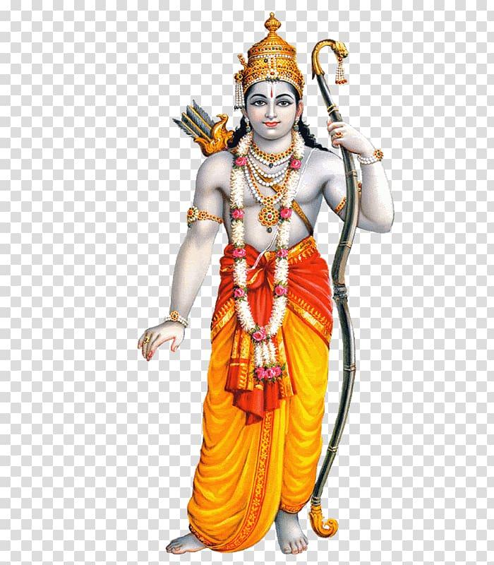 Hindu God illustration, Rama Navami Krishna Sita Jai Sri Ram.