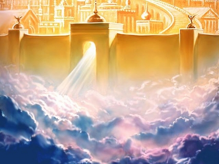 Heaven clipart god\'s kingdom, Heaven god\'s kingdom.