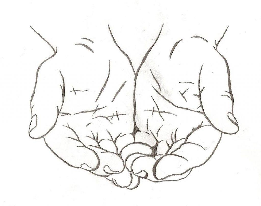 God\'s Hand Clipart.