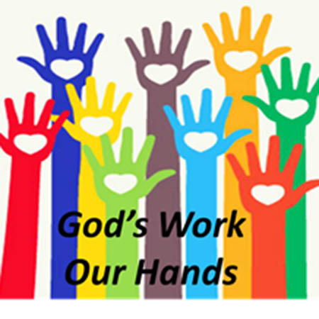 God\'s Work Our Hands.