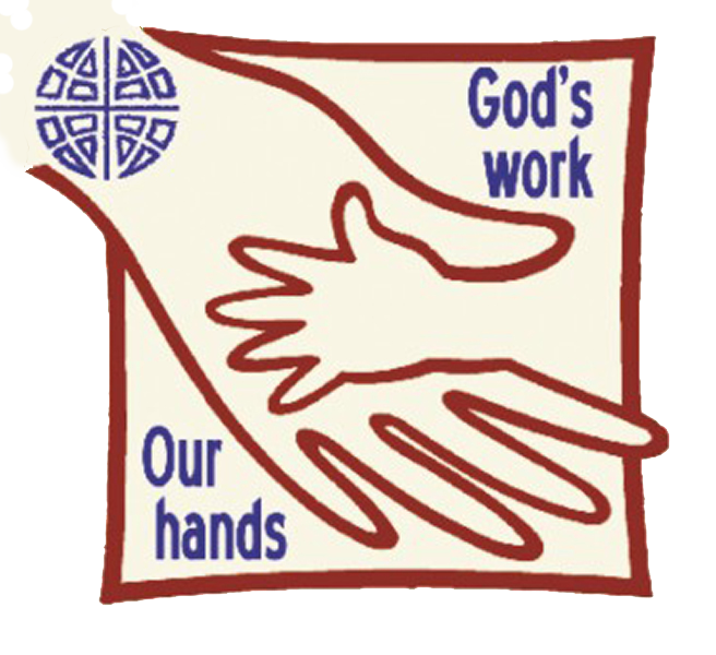 Mission clipart god\'s work our hand, Mission god\'s work our.