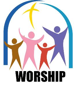 Worship Time Clipart.