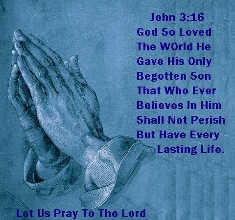Bible Alive: John 3:16 For God so loved the world, that he gave.