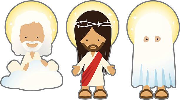 Best God Father Illustrations, Royalty.