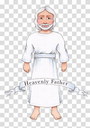 Jesus Bible God the Father Religion, Jesus transparent background.