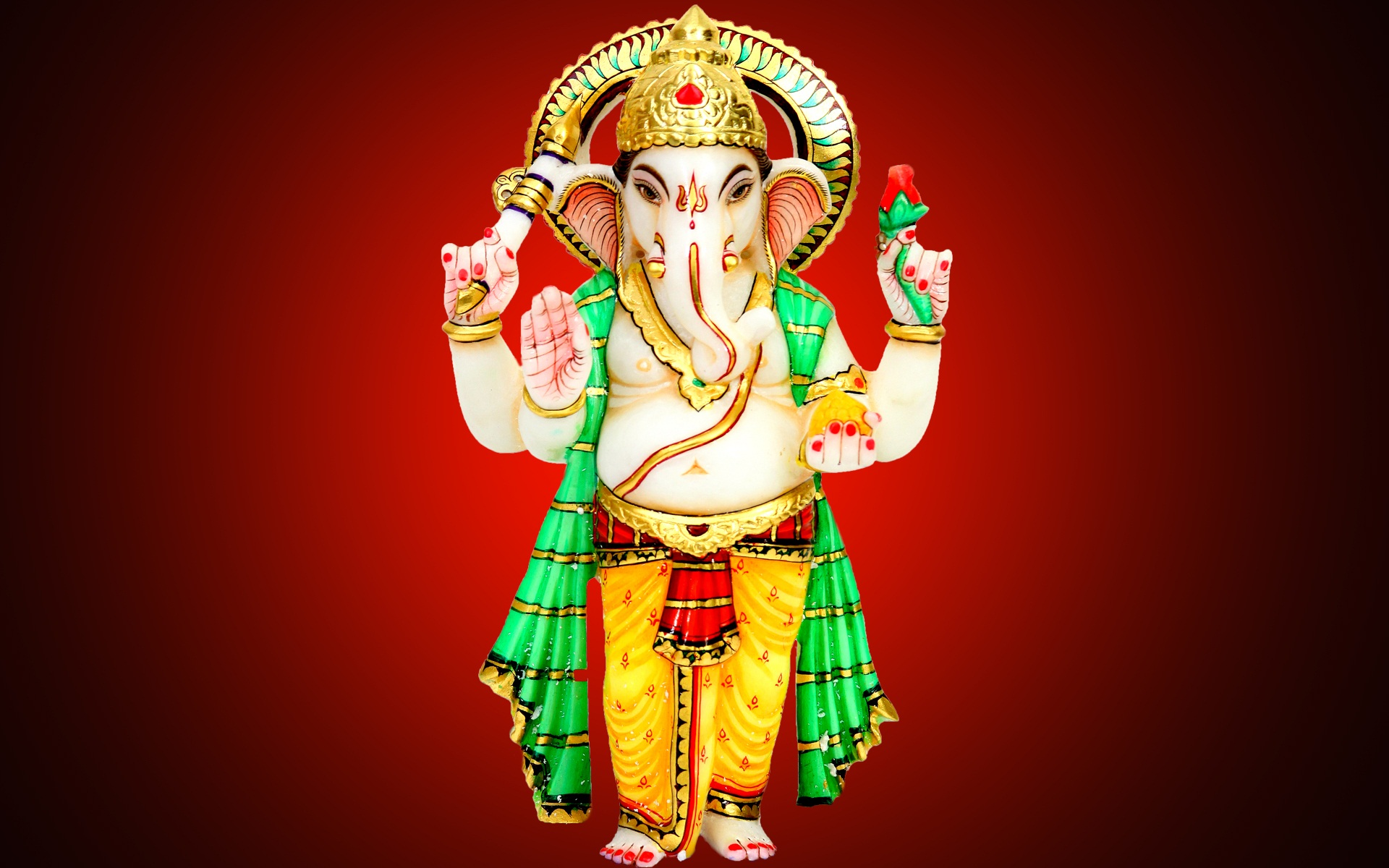 Lord Ganesha Hd Wallpapers.