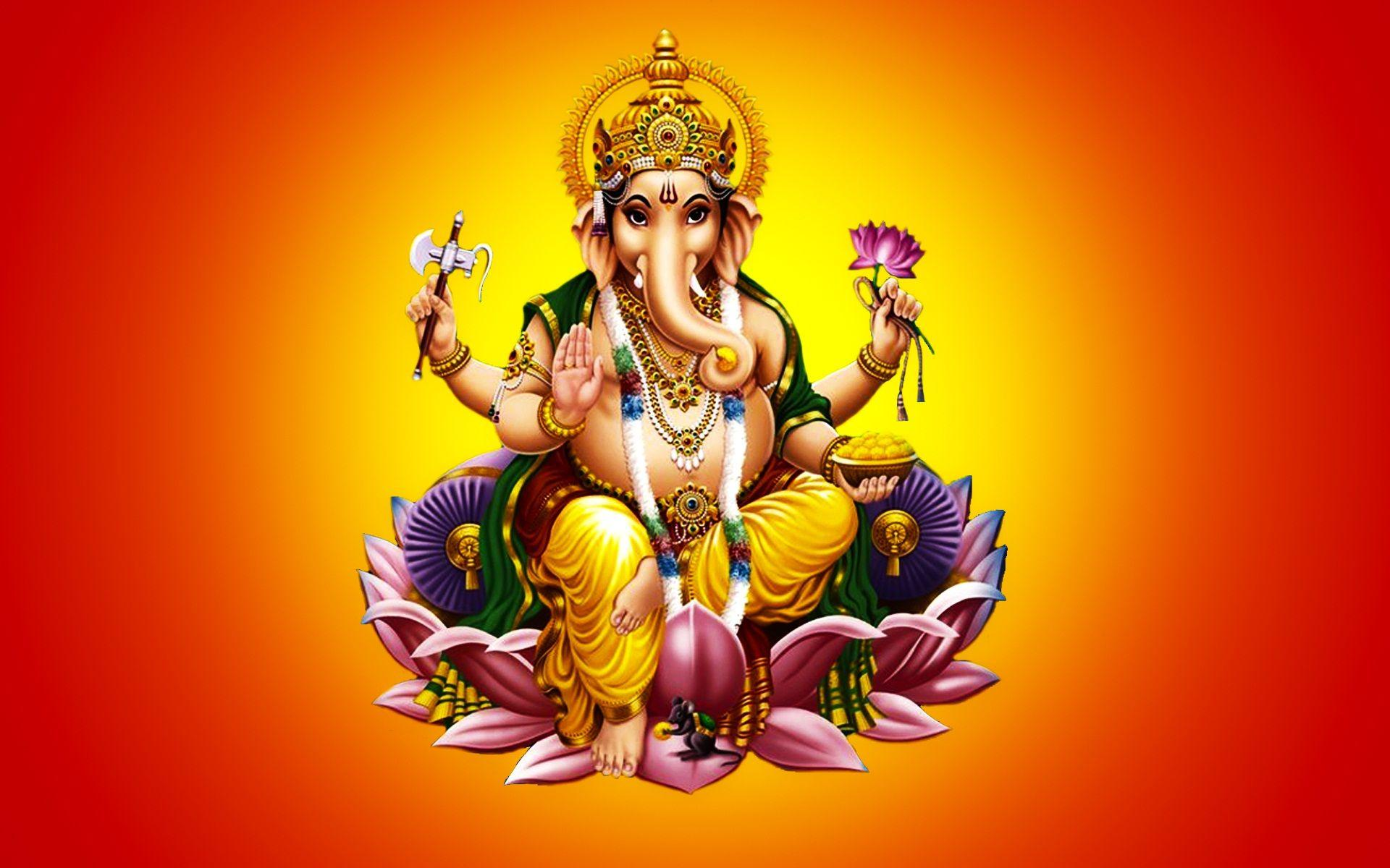 Lord Ganesha Wallpapers.