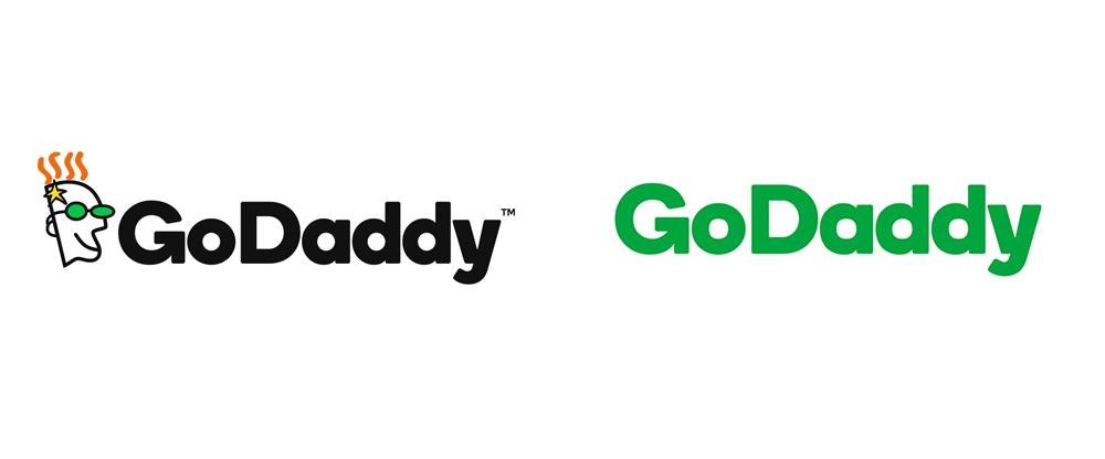 Brand New: New Logo for GoDaddy.