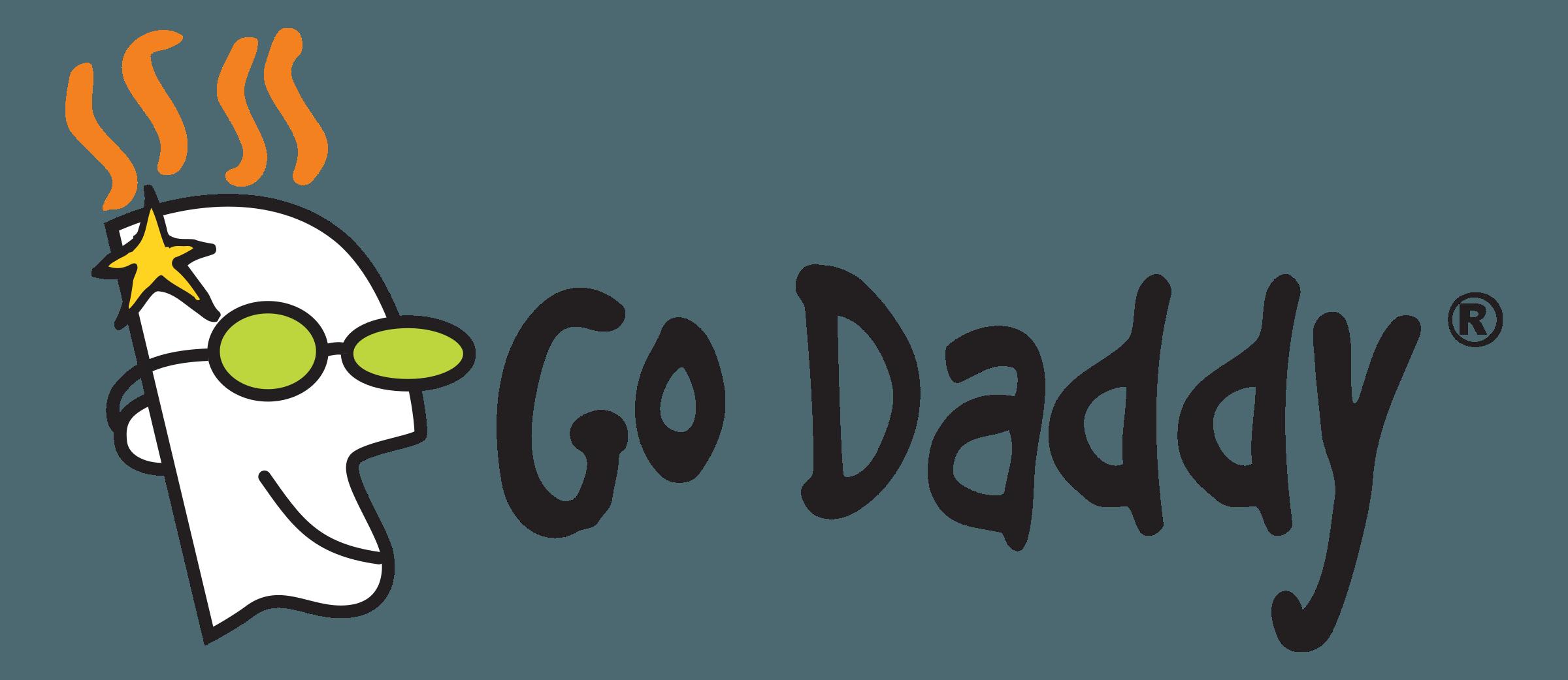 GoDaddy Logo PNG Transparent & SVG Vector.