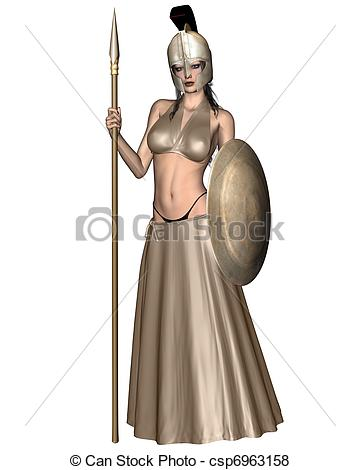 Athena Illustrations and Clip Art. 240 Athena royalty free.