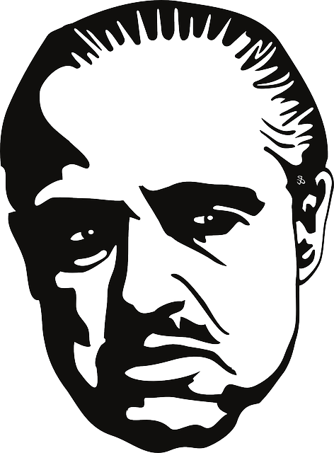 Free Clip Art Godfather Movie.
