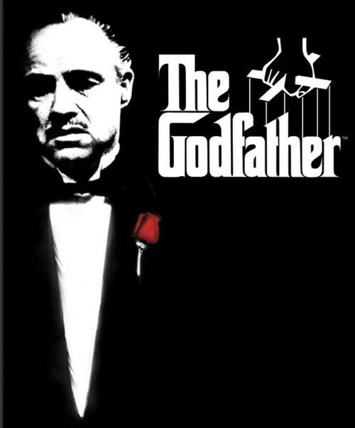 Godfather clip art.