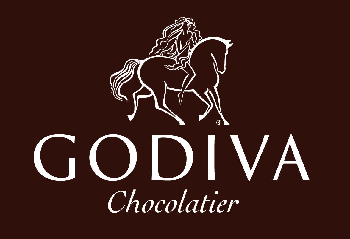 Godiva chocolate Logos.