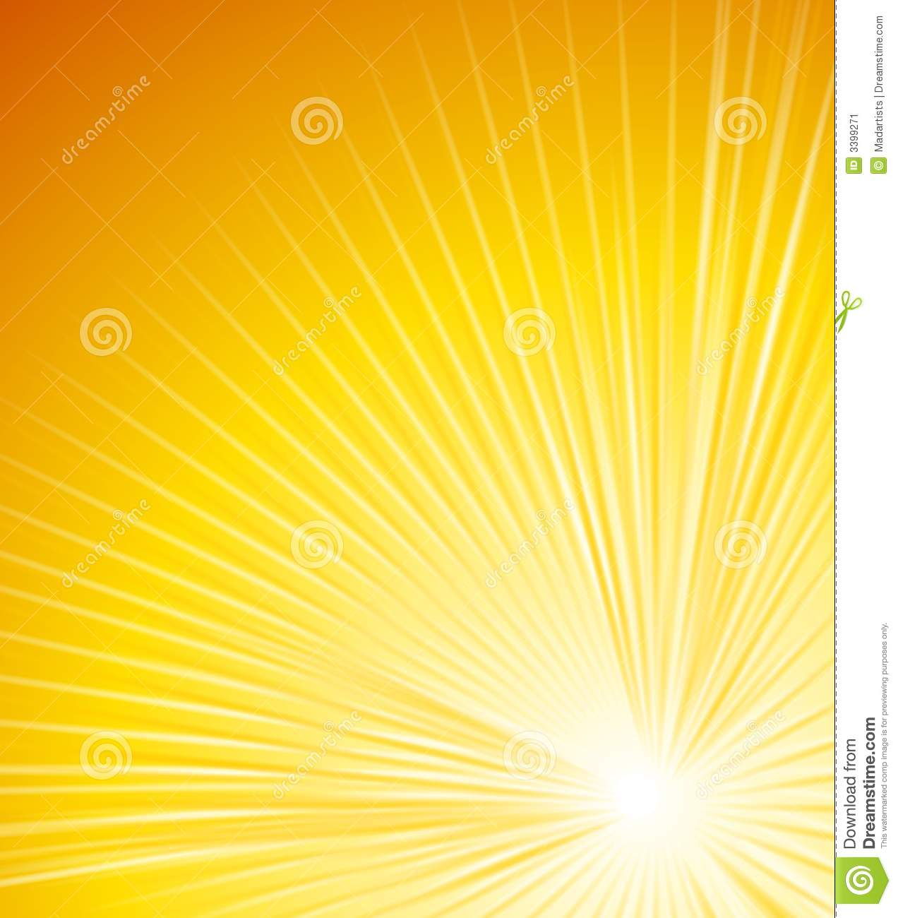 Rays Of Light Glowing Lines 2 Stock Image.