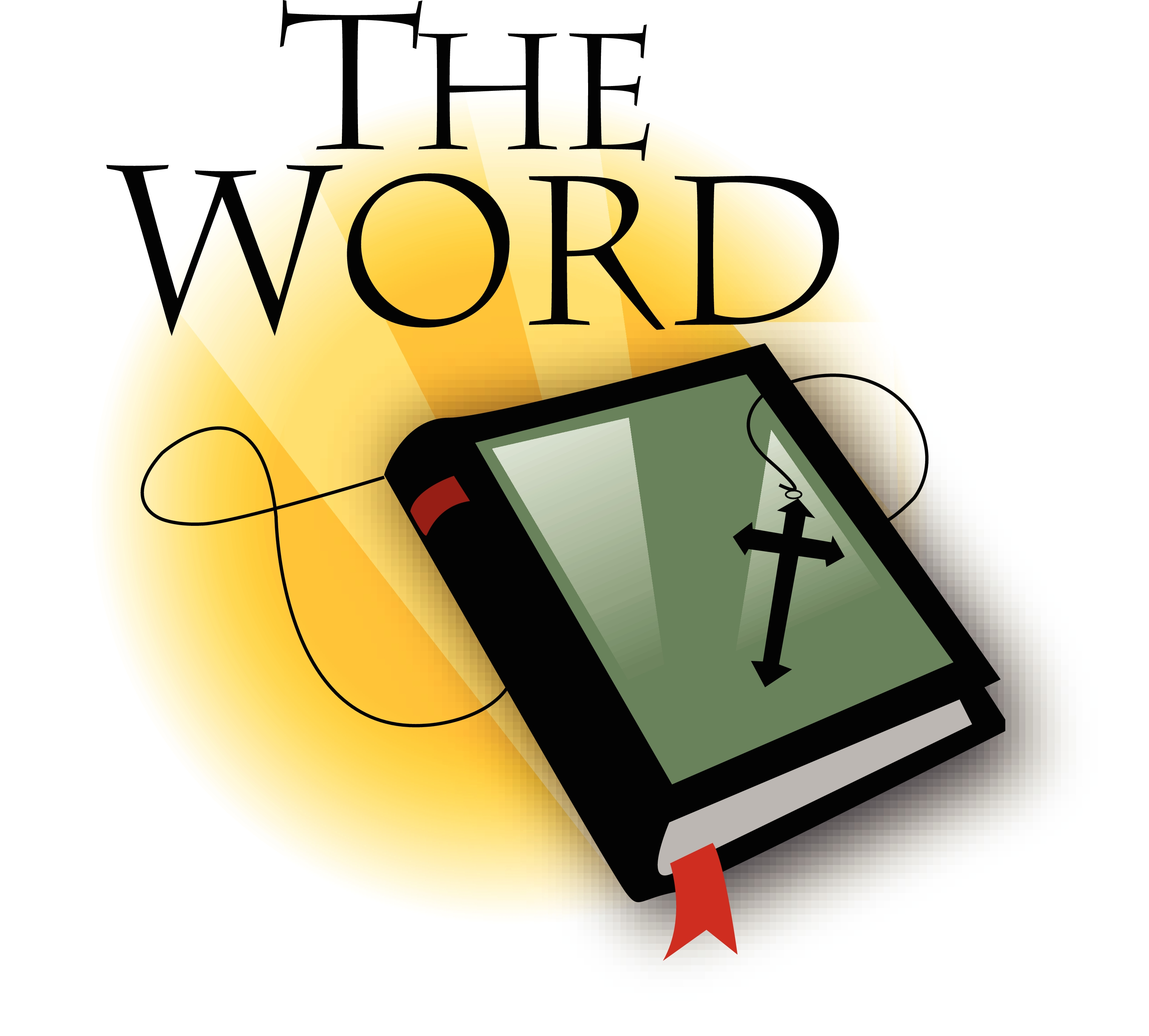 Word Bible Clipart.