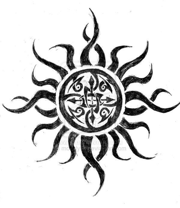logo) Godsmack · Sun TattoosMaori.