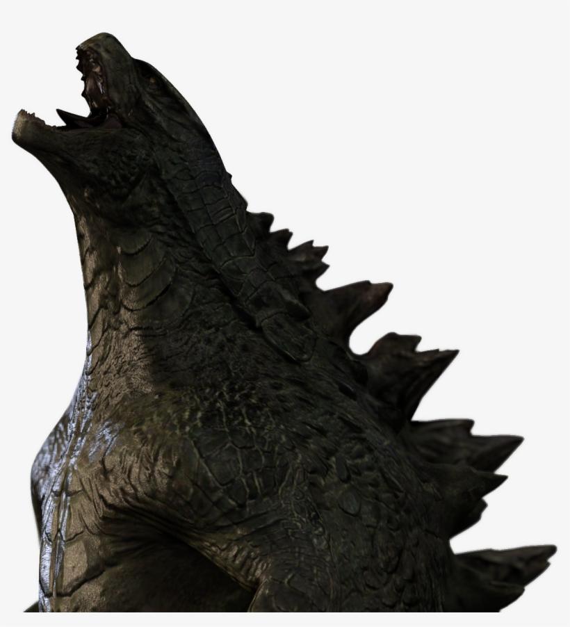 Godzilla 2014 Png.