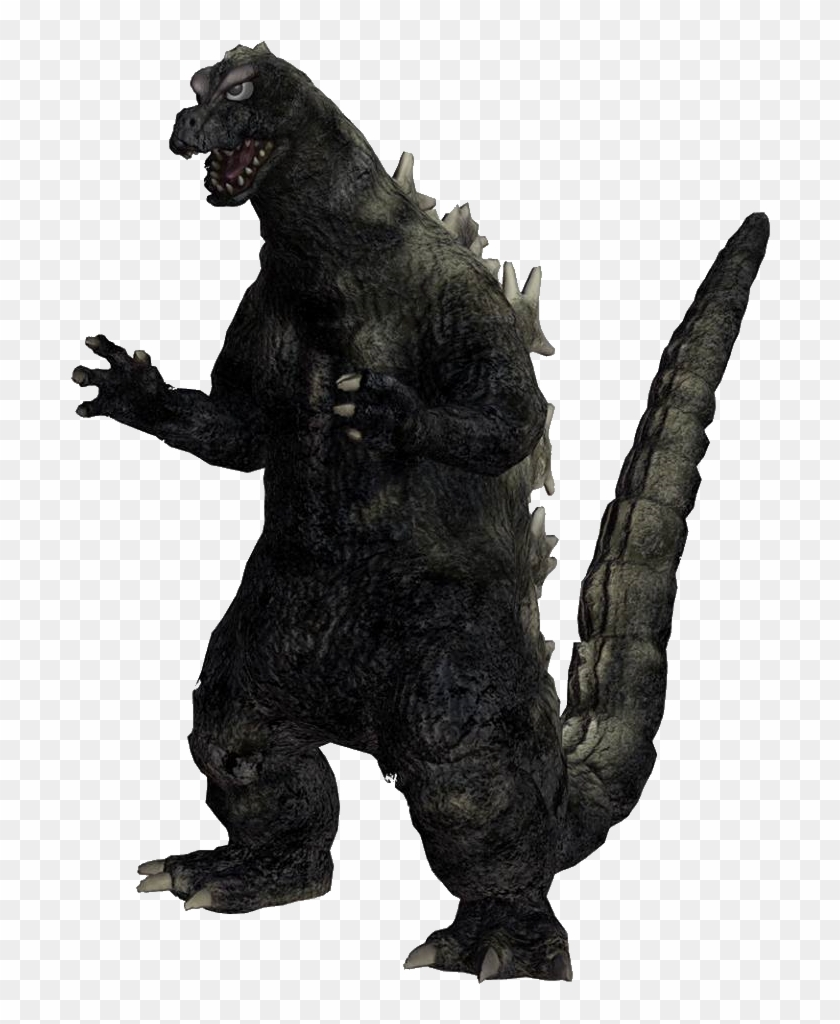 Godzilla 1964.
