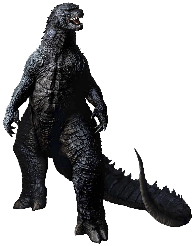 Godzilla PNG Transparent Images.