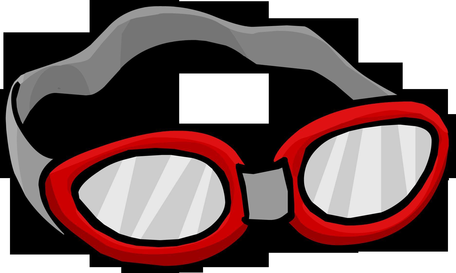 Goggles clipart #10