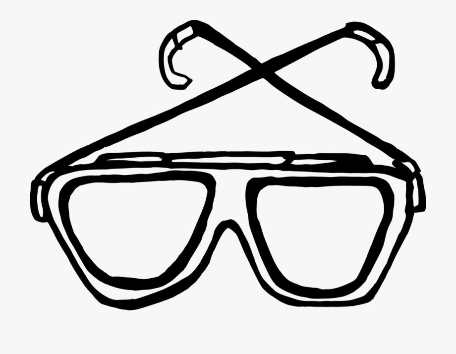 Lens Clipart Glass Frame.