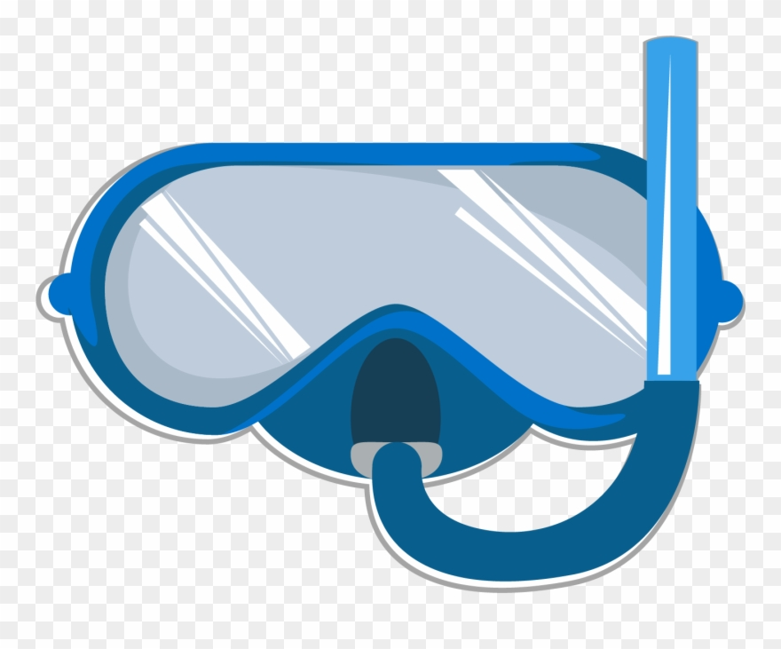 Goggles Clipart Water.
