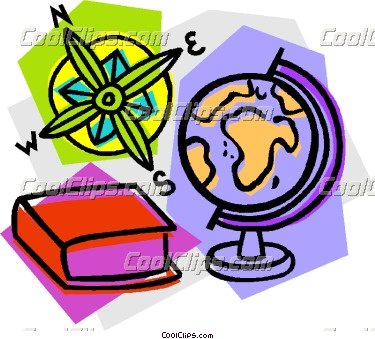 Geography Clip Art.