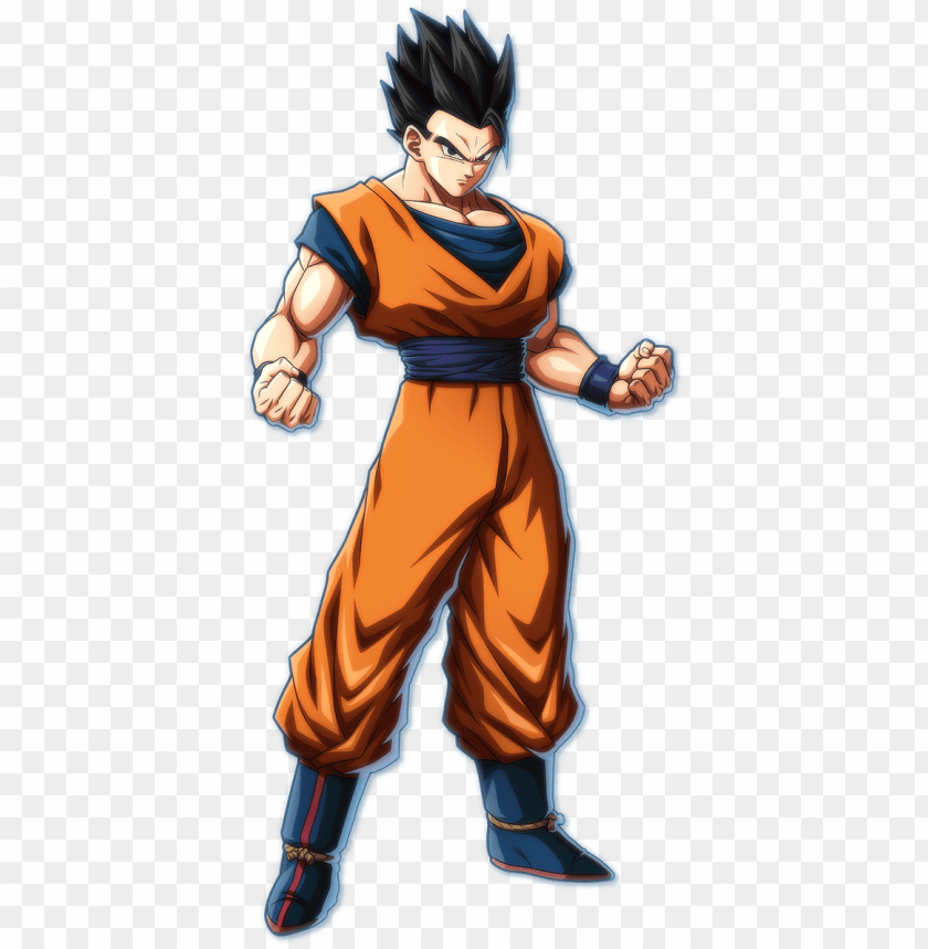 Download Free png dragon ball fighterz gohan PNG image with.